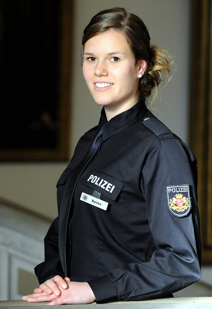 neue Polizisten